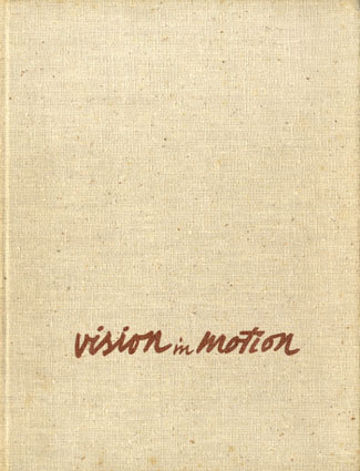 Vision in Motion cover - Chicago 1947