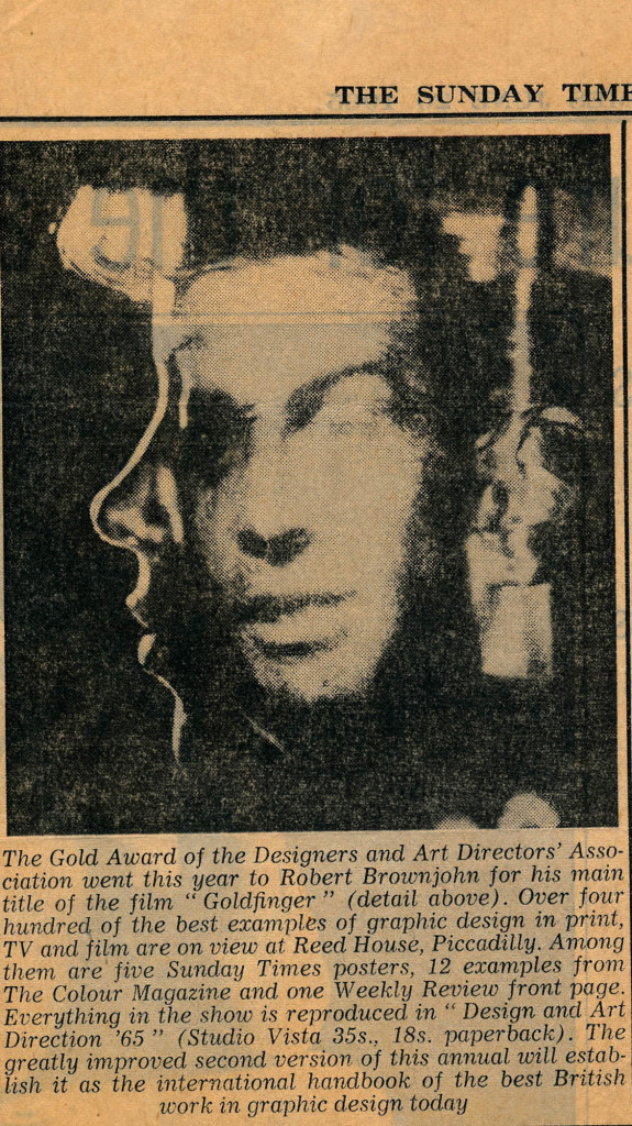 BJ Goldfinger Article