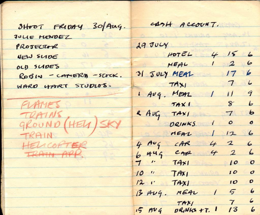 Bond titles notebook(12)