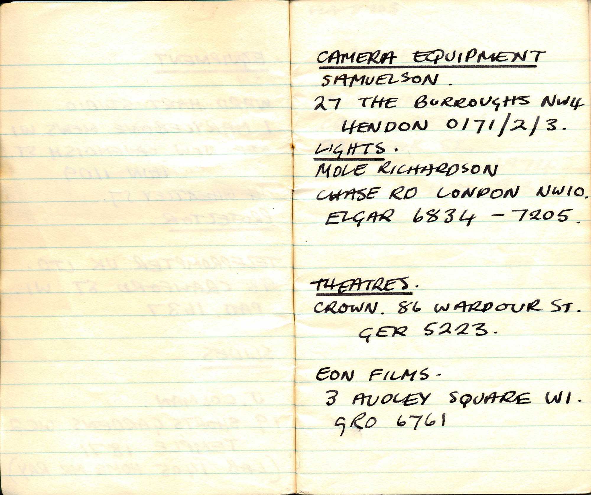 Bond titles notebook(2)