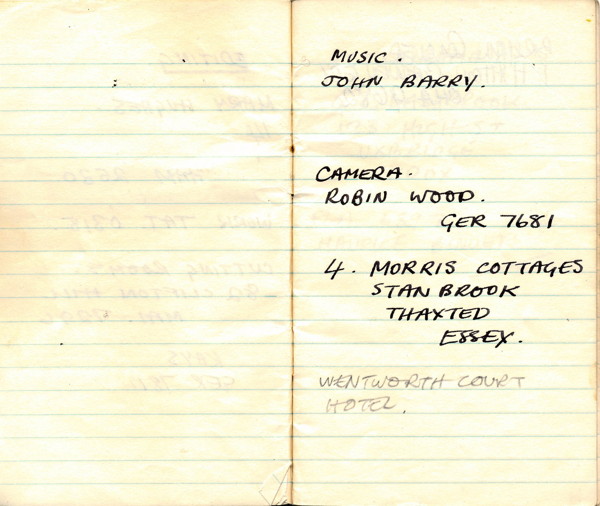 Bond titles notebook(6)