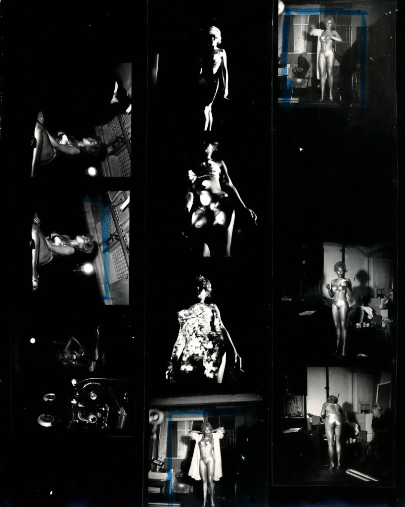 Goldfinger BW contact sheet(2)