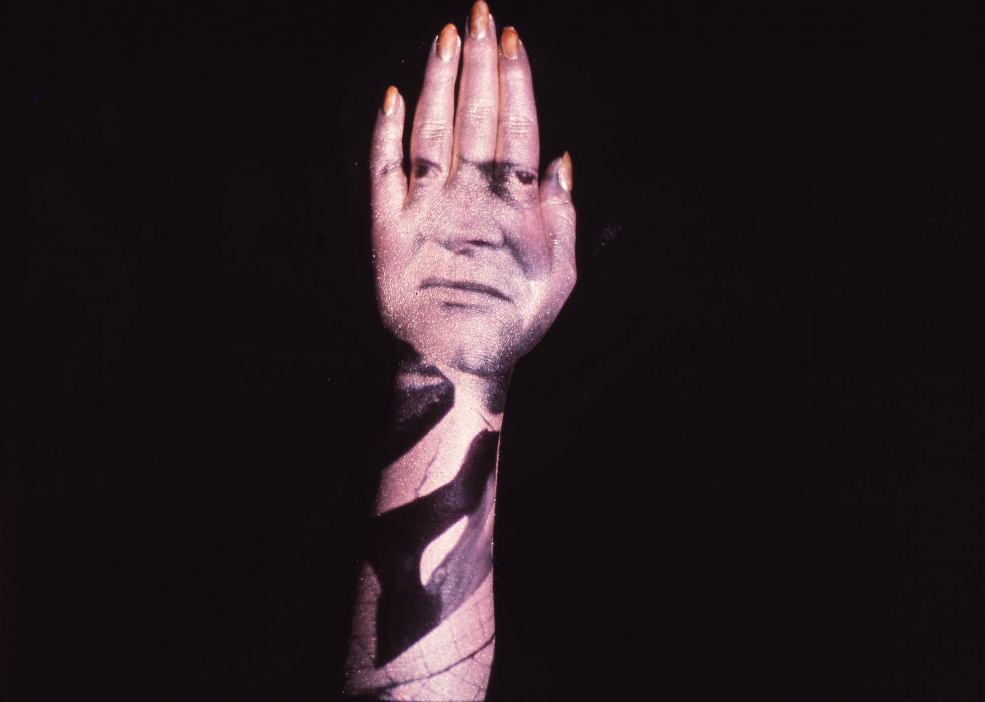Goldfinger Hand