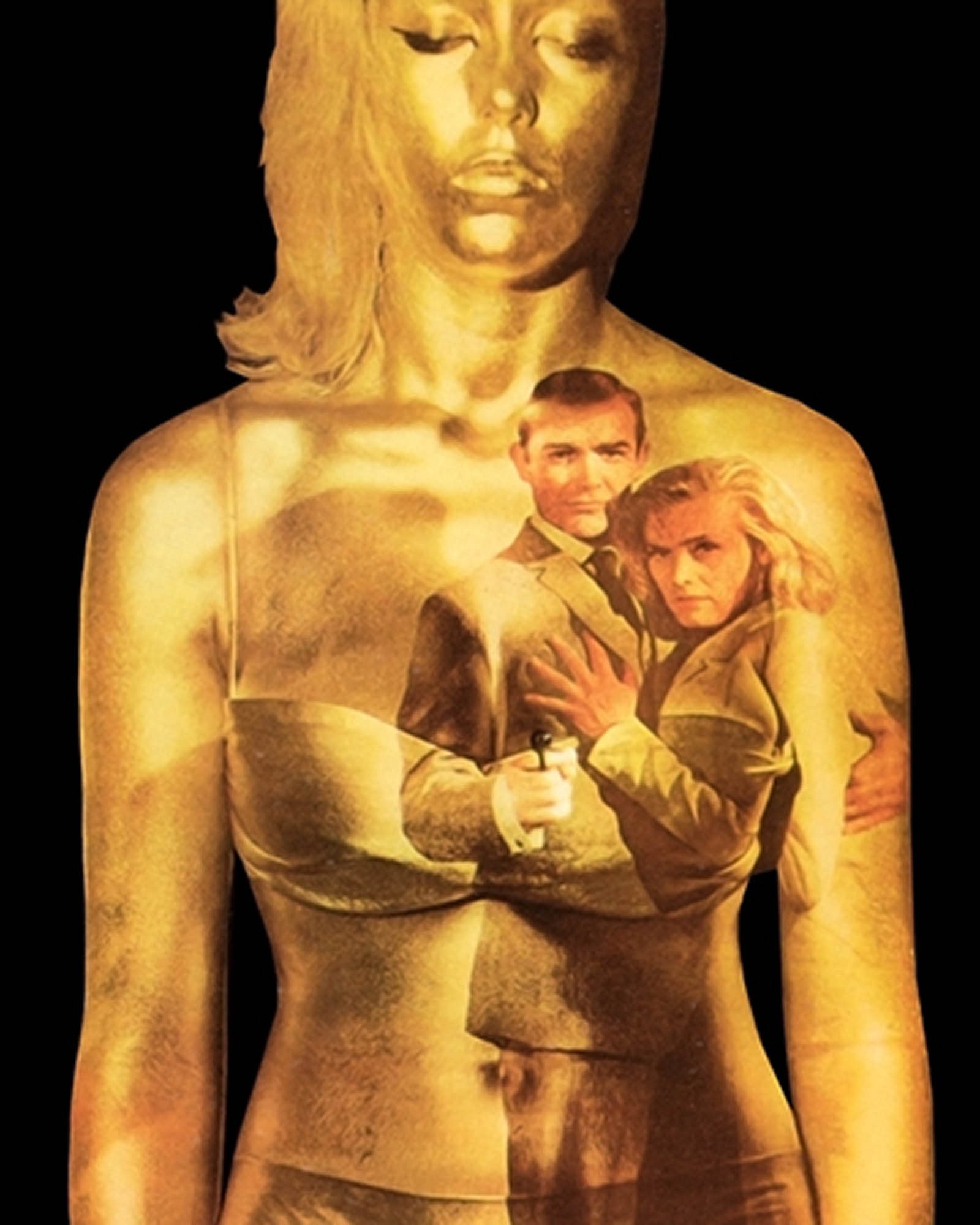 Goldfinger Poster(3)