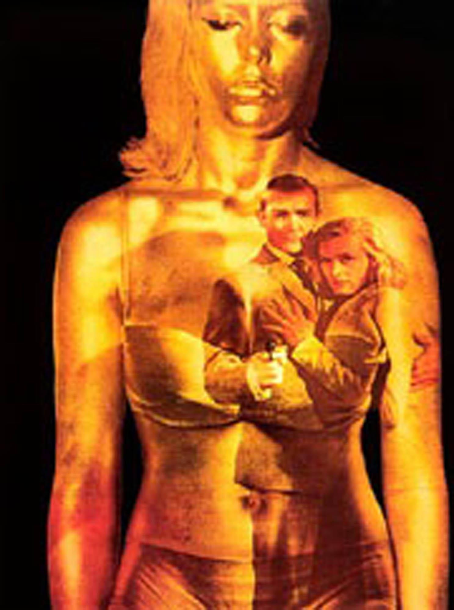 Goldfinger Poster(5)