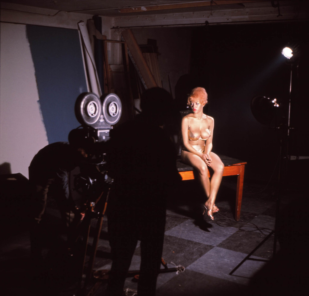 Goldfinger on set(77)