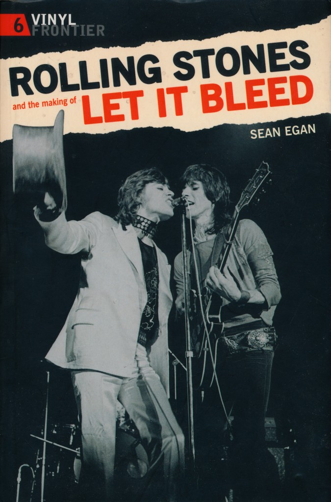 Let It Bleed Book by Sean Egan
