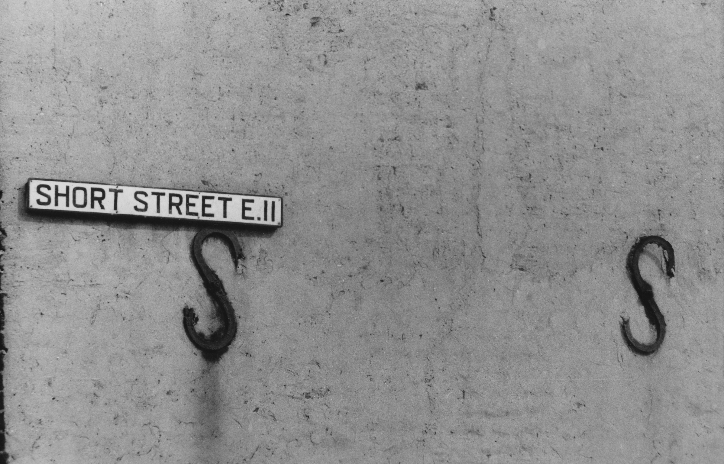 London Street Level photos BW_0074