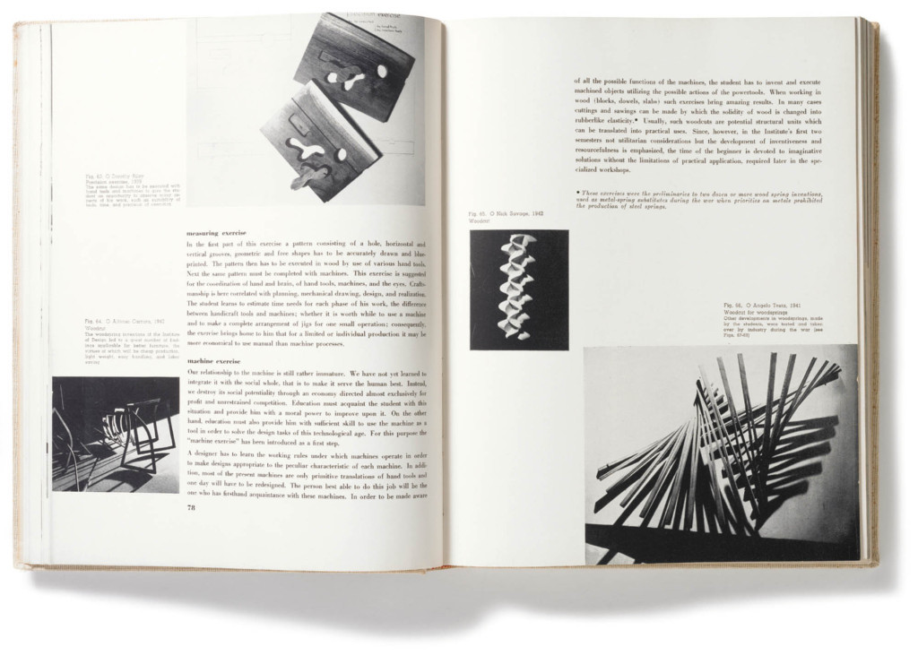 Vision in Motion - Moholy-Nagy - Chicago 1947