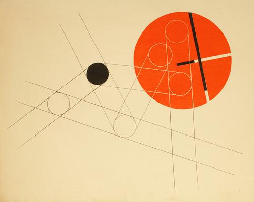 Moholy-Nagy Lithograph