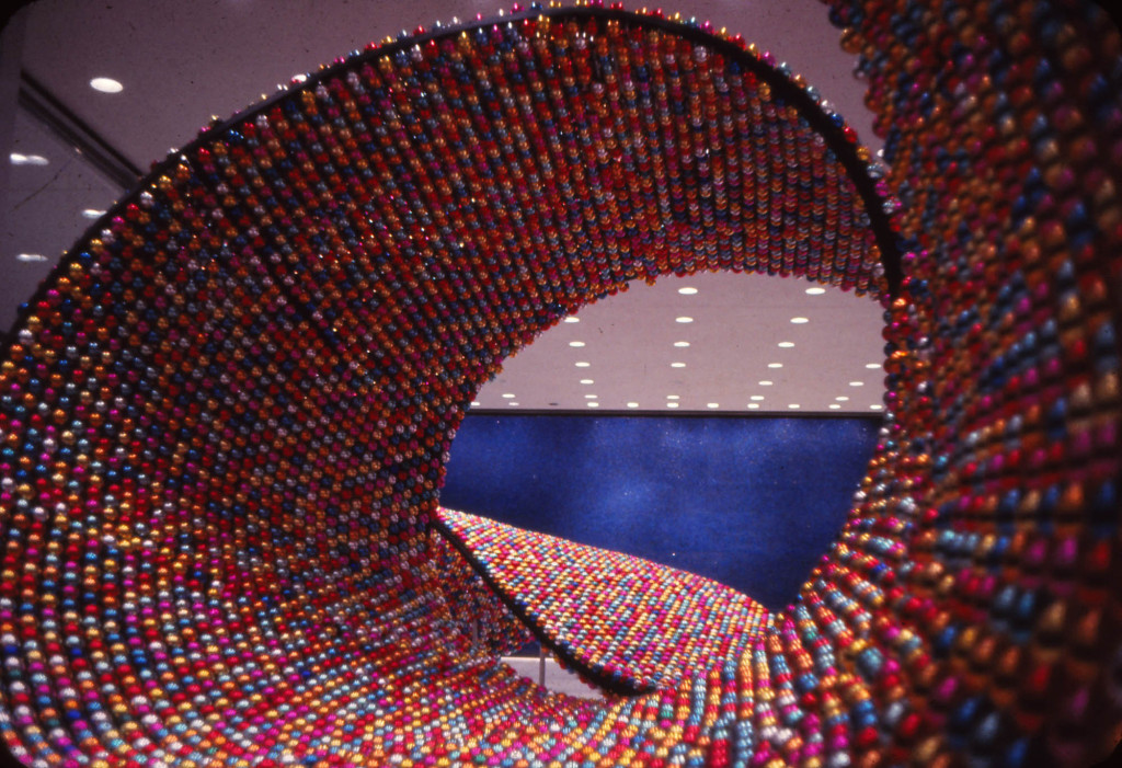 Pepsi Christmas Sculpture(15)