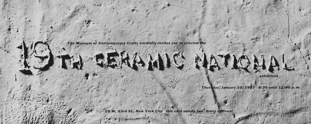 19th ceramic