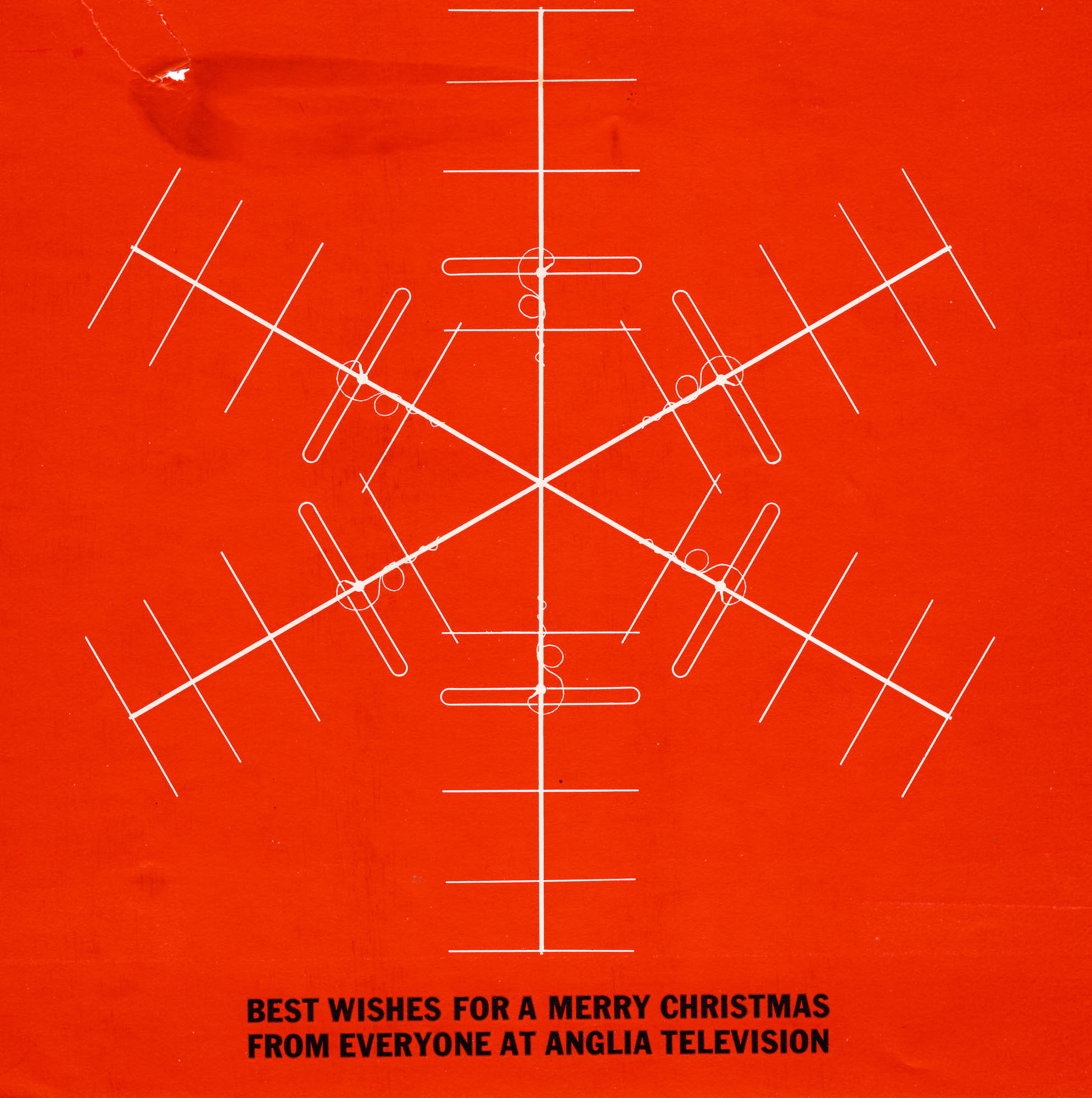 Anglia Television - Christmas Wishes London 1966