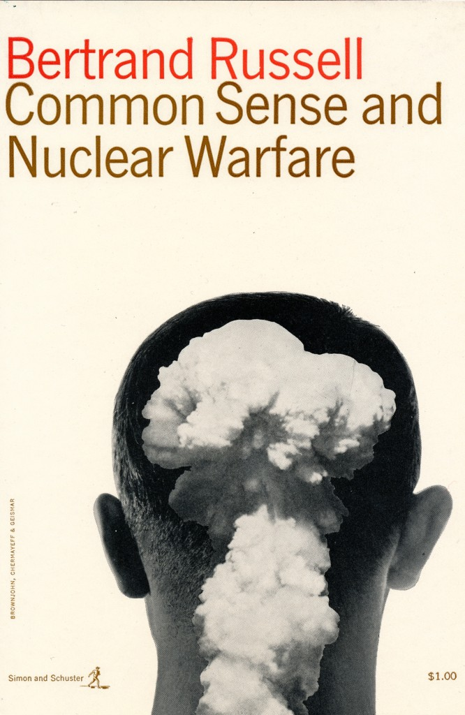 Nuclear Warfare Book Cover New York 1950's