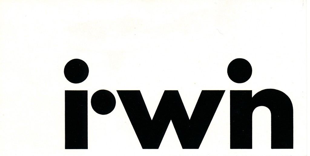 Irwin Studios Poster London 1964