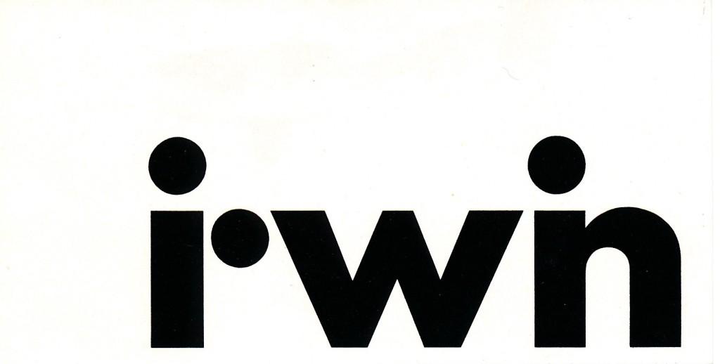Irwin Studios Poster London 1964