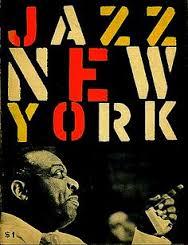 Jazz New York Programme New York 1955