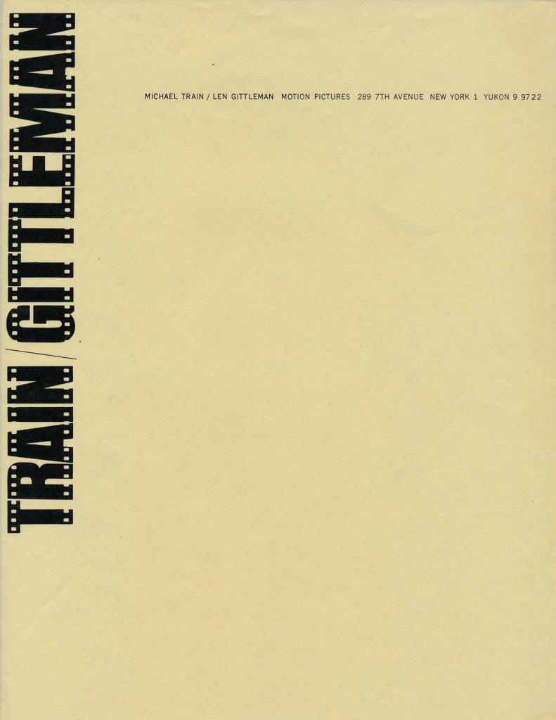 Len Gittleman New York 1950's