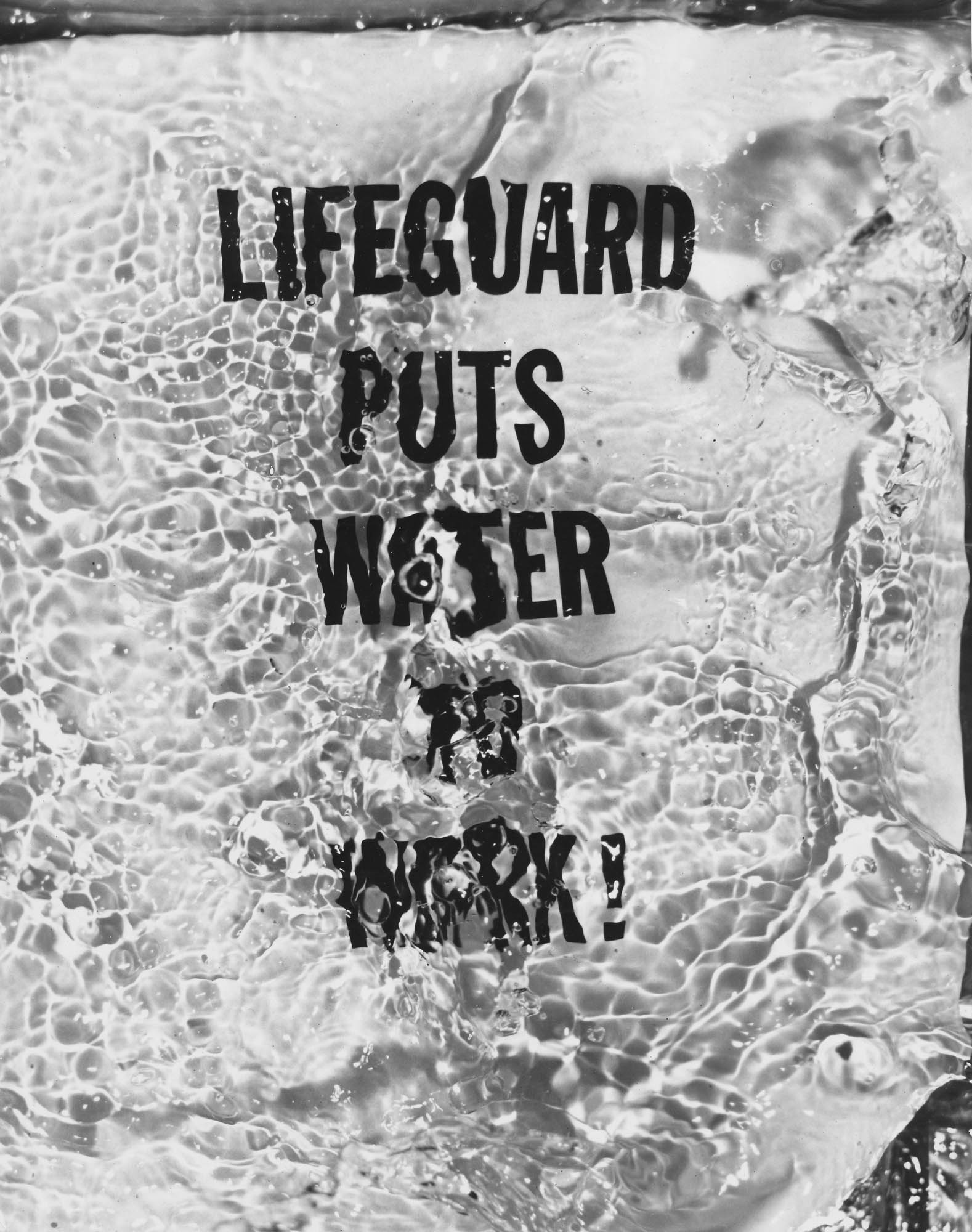 Lifeguard Disinfectant - Print Ad London 1964