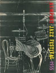 New Jazz Festival Programme New York 1955