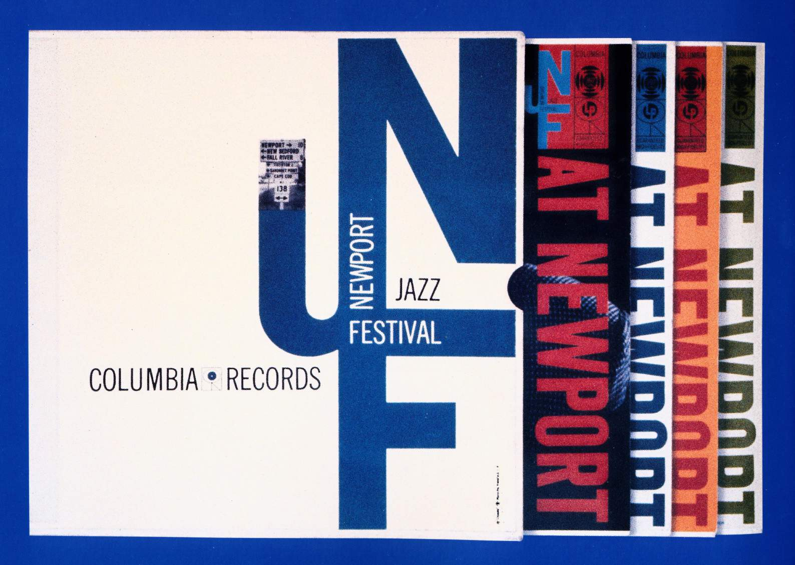 newport jazz columbia