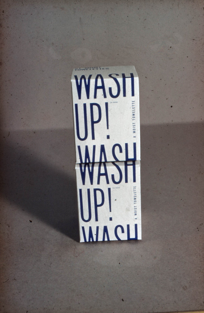 wash up! 2